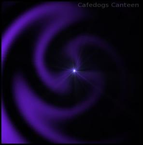 violet helium