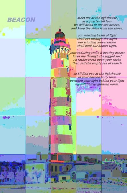 Beacon-lighthouse